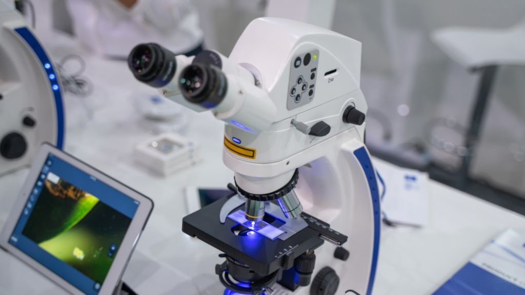 Microscope for Biopsies - Novato Oral Surgery